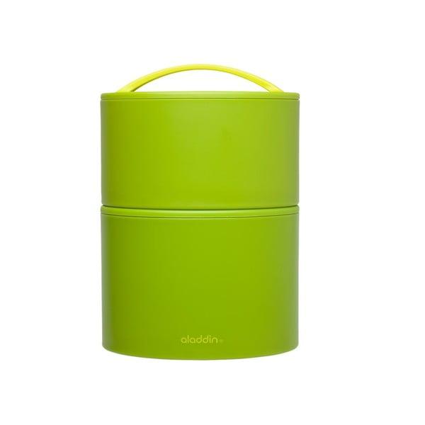 Termobox na oběd či svačinu Bento 950 ml, zelený