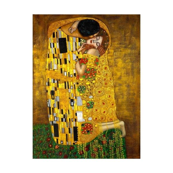 Obraz Něžný polibek, 60x40 cm