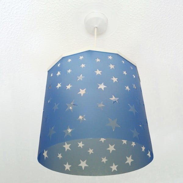 Stars Baby Blue, vyměnitelné svítidlo
