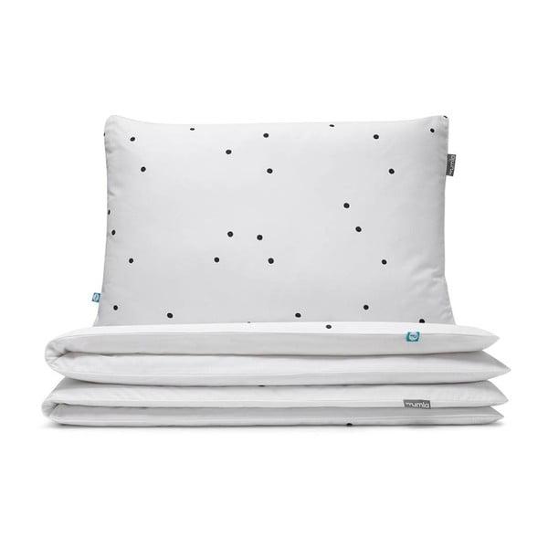 Detské bavlnené posteľné obliečky Mumla Sprinkle, 100×135 cm