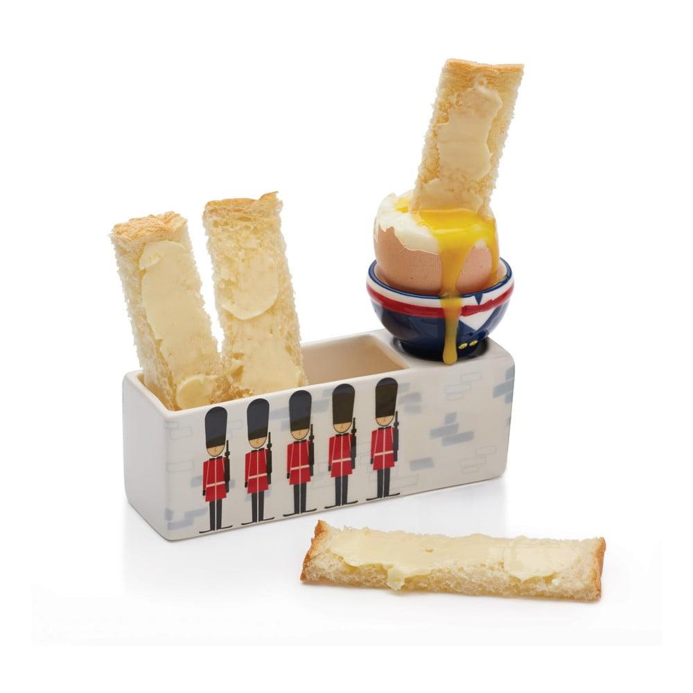 Stojánek na vajíčka a toustový chléb Kitchen Craft Dumpty