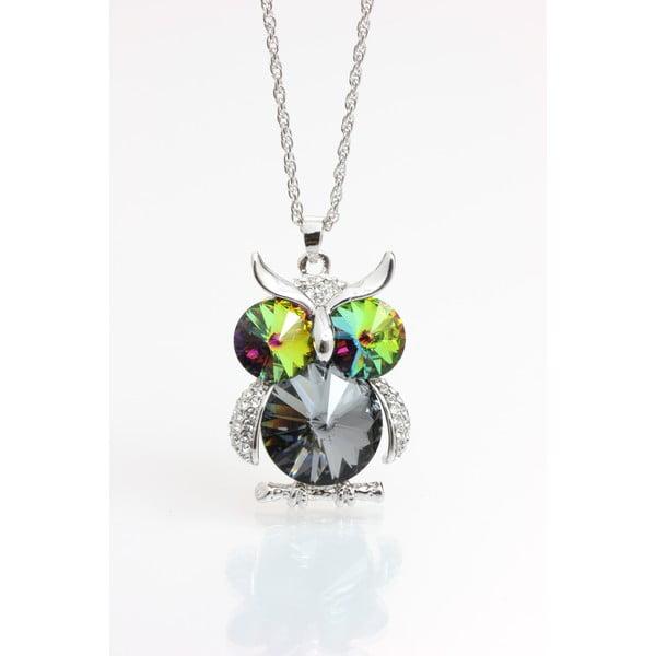 Náhrdelník s krystaly Swarovski Elements Laura Bruni Yves