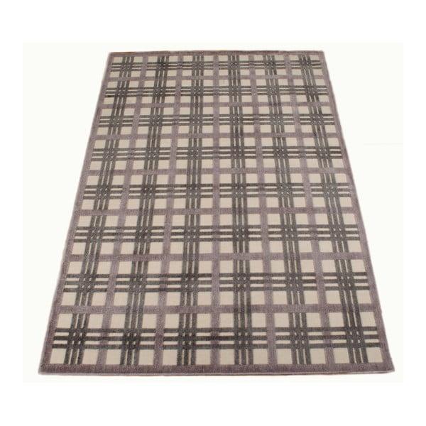 Covor Nourtex Graphic Illusions Squareo, 168 x 107 cm