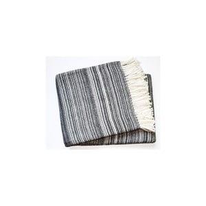 Deka Toscana Dark Grey, 140x180 cm