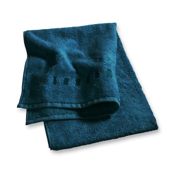 Ručník Esprit Solid 50x100 cm, jeansově modrý