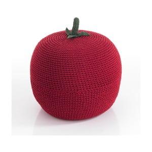 Dětský červený puf Tomasucci Tomato