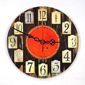Nástěnné hodiny Twelve, 30 cm