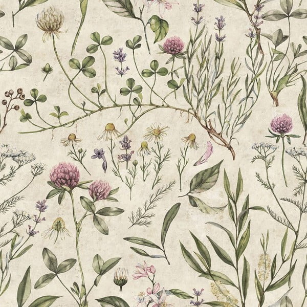 Nástěnná tapeta Dekornik Vintage Botanic