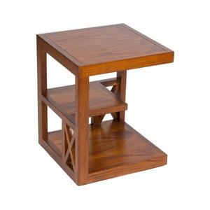 Příruční stolek ze dřeva mindi Santiago Pons Dario