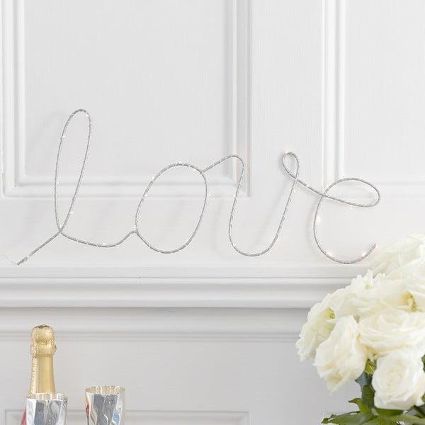 Světelná dekorace Love Sign