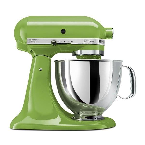 Kuchyňský robot KitchenAid Artisan, zelené jablko