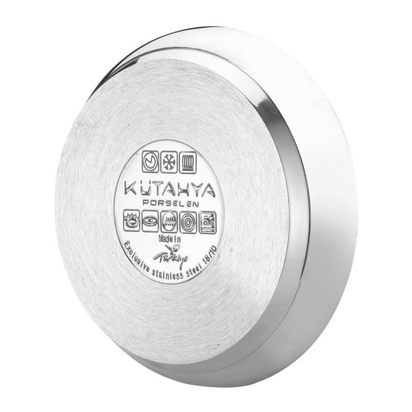 Dvojitá konvice z nerezové oceli Kutahya Coffee