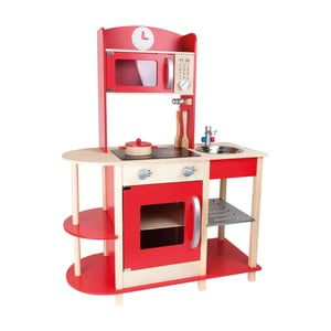 Dřevěná kuchyňka na hraní Legler Gourmet