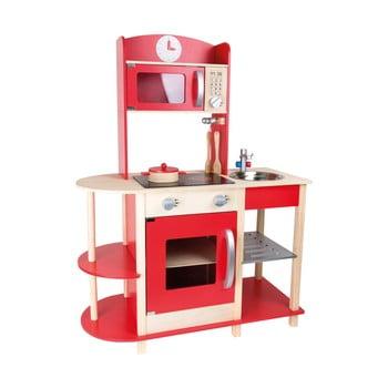 Jucărie bucătărie din lemn Legler Gourmet