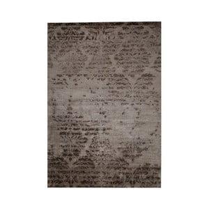 Hnědý koberec Susanne, 170 x 240 cm