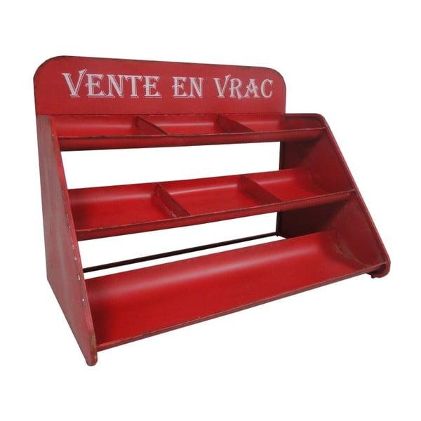 Červený stojan Antic Line Vente En Vrac