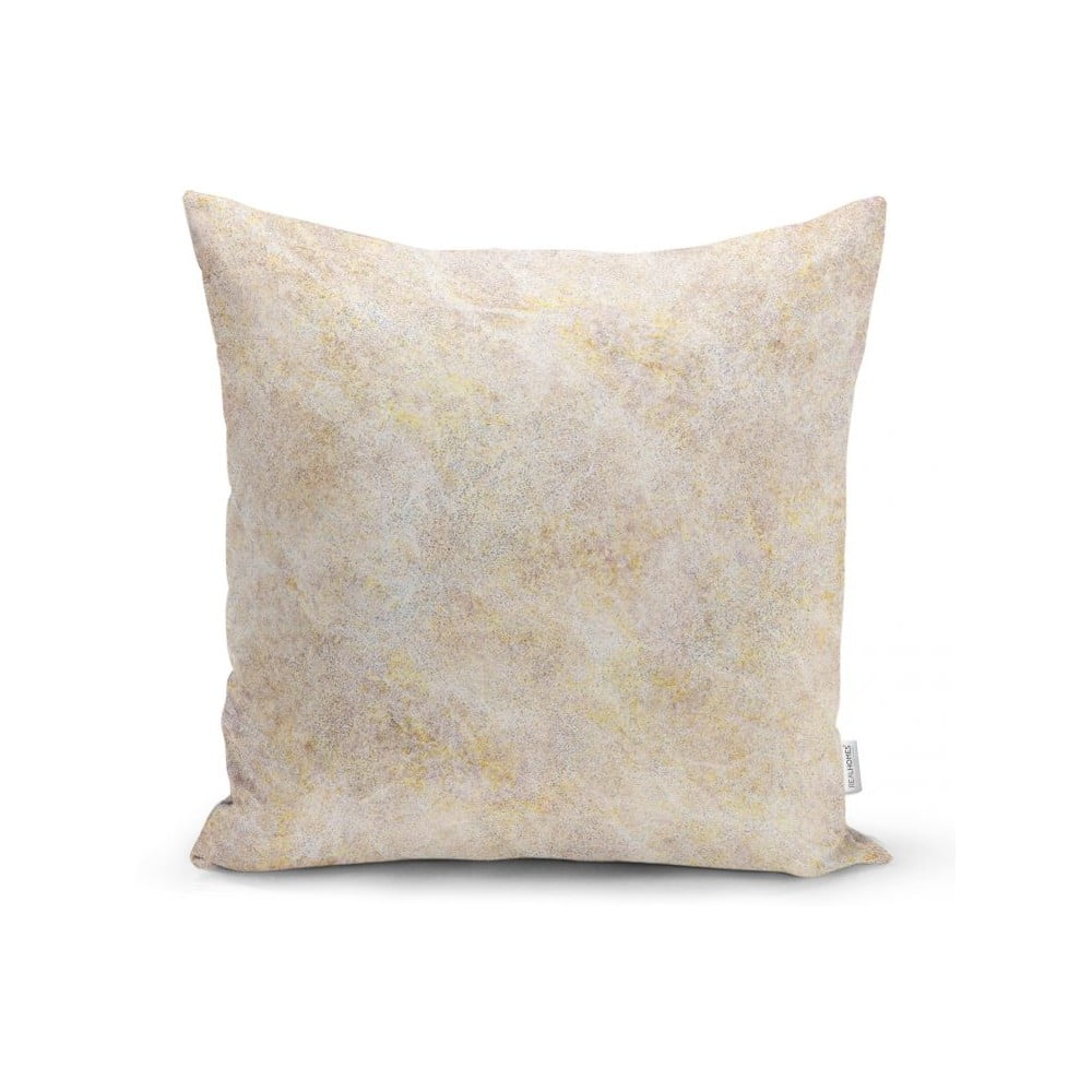 Povlak na polštář Minimalist Cushion Covers Sand Marble, 45 x 45 cm