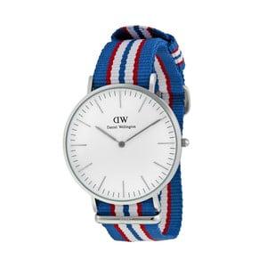 Pánské hodinky Daniel Wellington Belfast Silver, ⌀40mm
