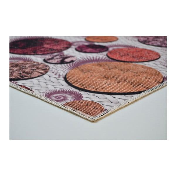 Odolný koberec Vitaus Lauren,80x150cm