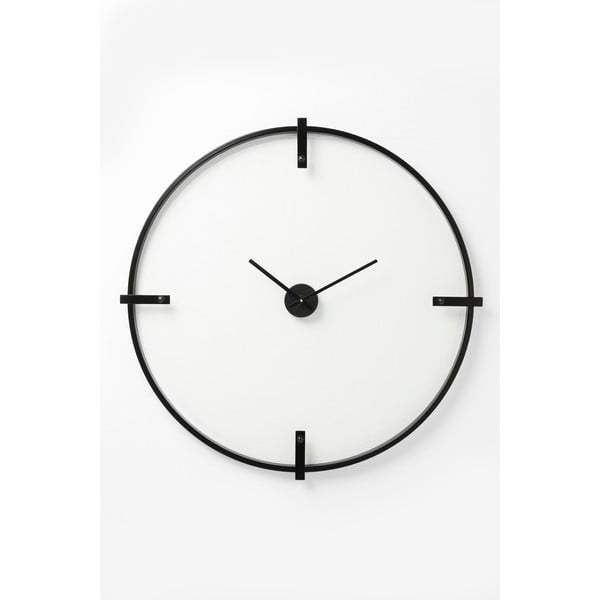 Ceas de perete Kare Design Visible Time, ⌀ 91 cm