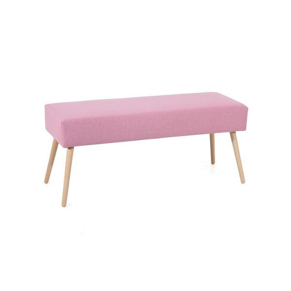 Růžová lavice Max Winzer Sue