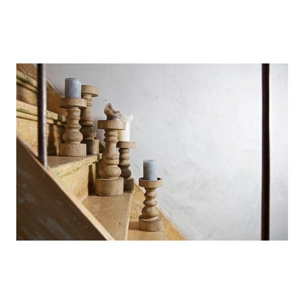 Sfeşnic din lemn De Eekhoorn Sale, 35 cm h