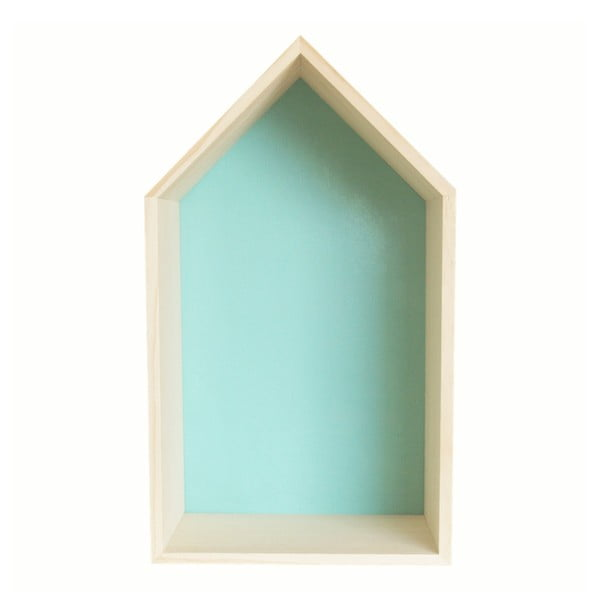 Dekorace Casita Nordic Azul