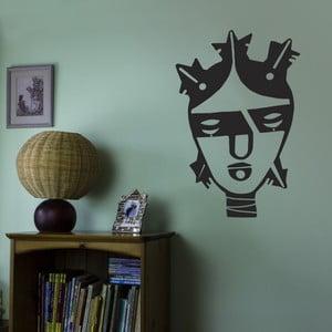 Samolepka na zeď Grace Attlee - Face Crown