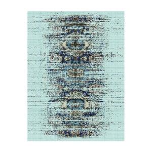 Modrý koberec Kate Louise Rain, 110x160cm