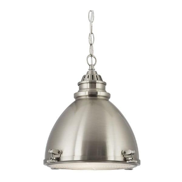 Závěsné světlo Dome Nickel