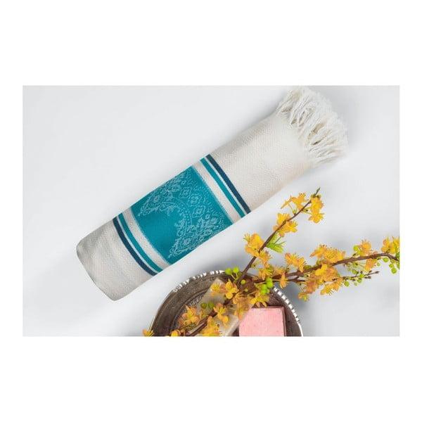 Prosop hammam Loincloth Turquoise, 80x170 cm