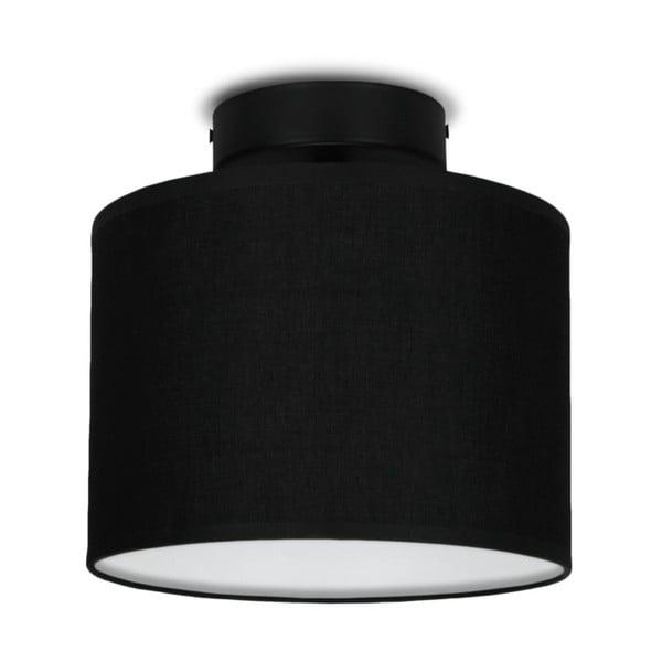 Czarna lampa wisząca Sotto Luce MIKA Elementary XS CP
