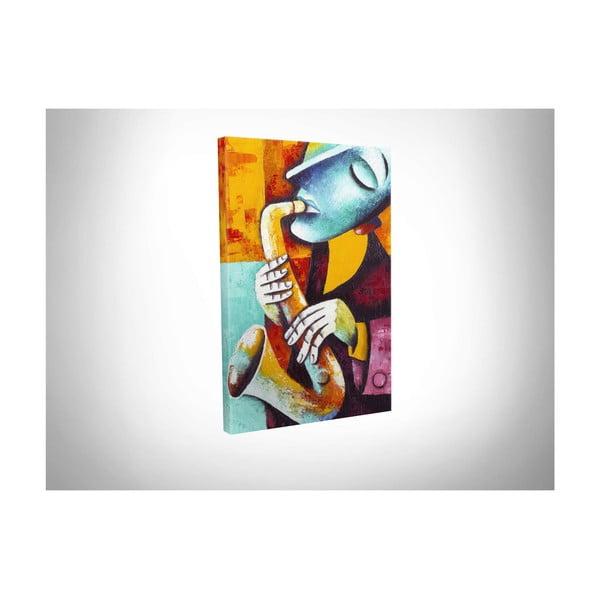 Obraz na płótnie Saxomat, 30x40 cm