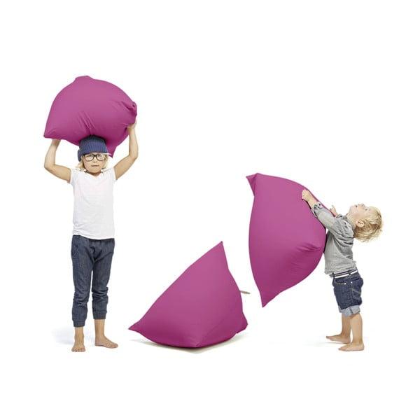 Růžový sedací vak pro celou rodinu Terapy Sydney
