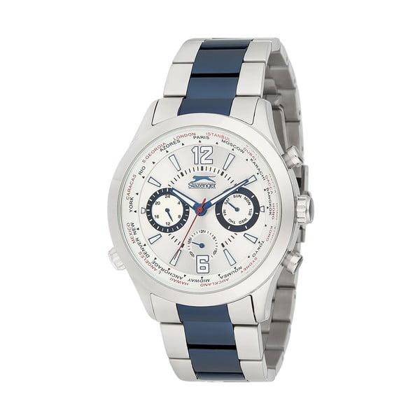 Pánské hodinky Slazenger Silver
