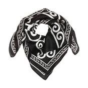 Hedvábný šátek Stella Maris Ornament