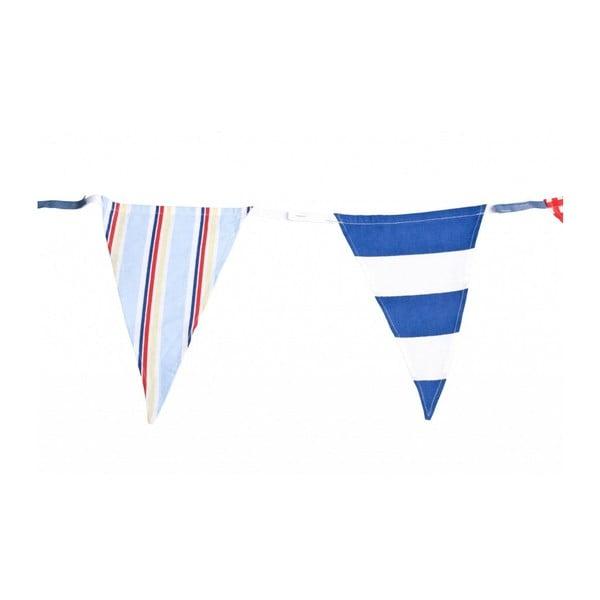 Ozdobné závěsné vlaječky