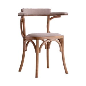 Jídelní židle z jilmového dřeva VICAL HOME Nidda