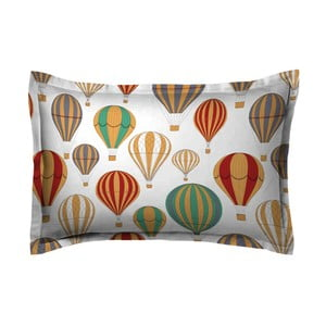 Povlak na polštář Hipster Ballons, 70x90 cm