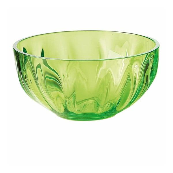 Zelená miska Fratelli Guzzini Aqua, 15 cm