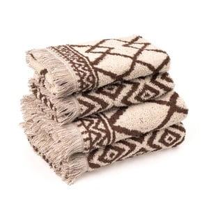 Sada 4 bavlněných ručníků Casa Di Bassi Mediva
