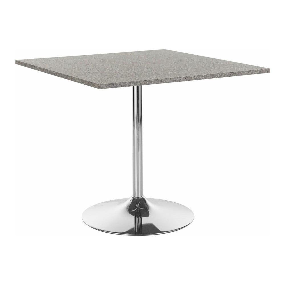 Jídelní stůl s šedou deskou Støraa Trent