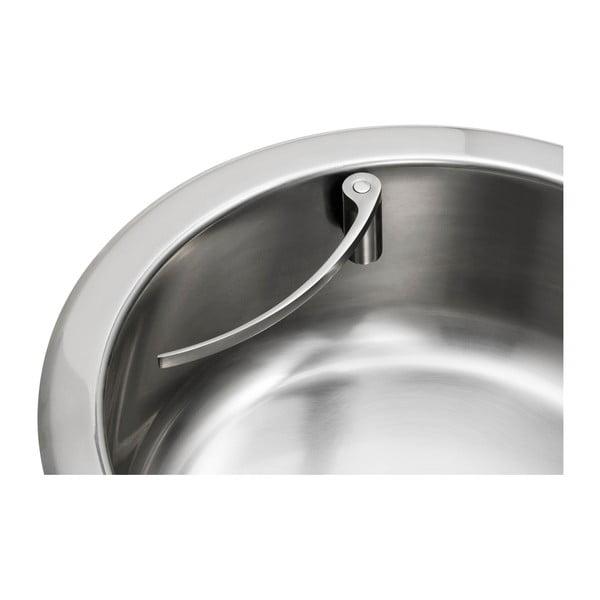 Magnetický držák na hadřík, oblý dřez