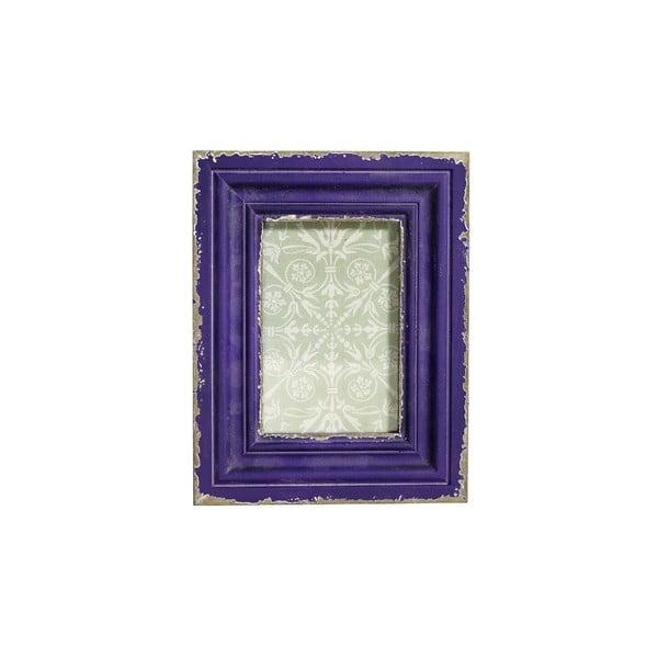 Dřevěný rám Memory, fialový