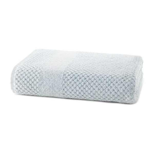Ručník Honeycomb Mint, 76x137 cm