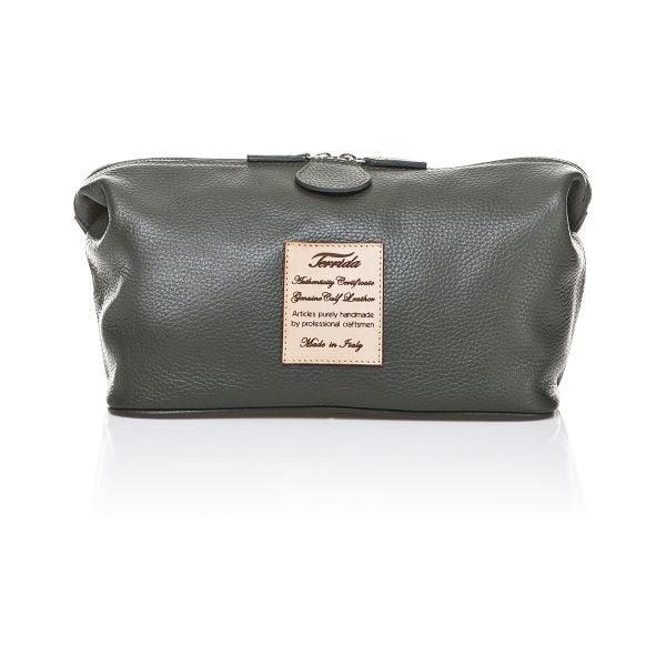 Kosmetická taška Pochette Dark Green