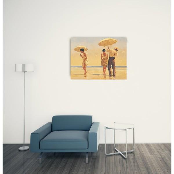 Obraz Vettriano - Mad Dogs, 80x60 cm