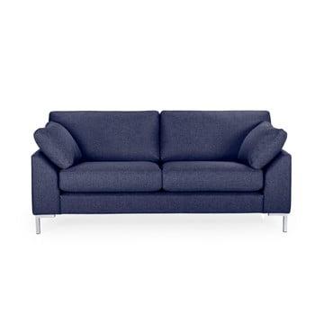 Canapea cu 2 locuri Softnord Garda, albastru închis de la Softnord