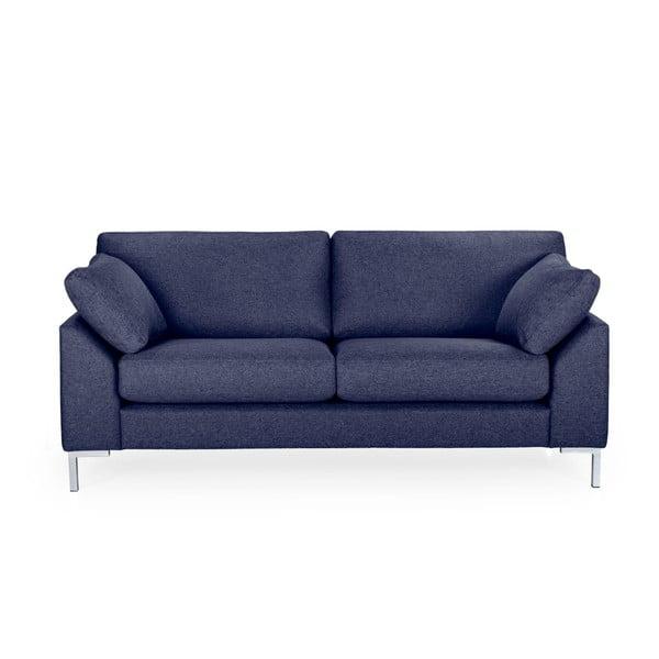 Granatowa sofa 2-osobowa Softnord Garda