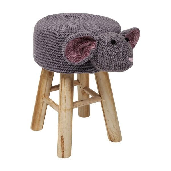 Detská stolička Kare Design Mouse